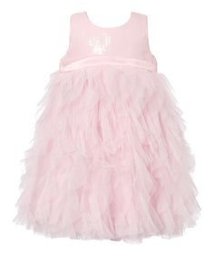 Loving this Pink Sequin Ruffle Dress - Infant, Toddler & Girls on #zulily! #zulilyfinds