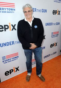 """Michael Nouri Photos Photos - Actor Michael Nouri attends the """"Under The Gun"""" LA premiere featuring Katie Couric and Stephanie Soechtig at Samuel Goldwyn Theater on May 3, 2016 in Beverly Hills, California. - 'Under the Gun' LA Premiere Featuring Katie Couric & Stephanie Soechtig"""