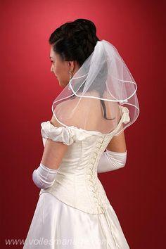 Short Wedding Veils | Short Bridal Veils Beautiful Wedding Veils - best wedding accessories