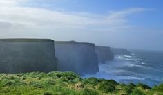 DAY NINE: Colossal Cliffs & Breathtaking Burren - From Doolin you are within driving distance of many sights to see includ. Doonagore Castle, the Cliffs of Moher, the Ennistymon Falls, Leamaneh Castle, the famous Poulnabrone Dolmen, The Burren Perfumery, Ballyvaughan, Newtown Castle & Lisdoonvarna