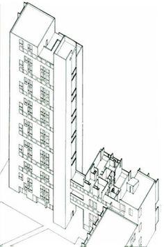 AD Classics: Peabody Terrace,Via Wikiarquitectura