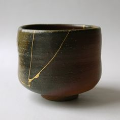 Kintsugi | Repair examples 1 | Ceramic porcelain · · Glass
