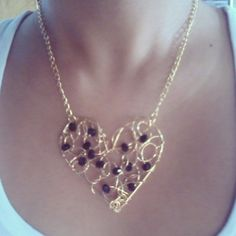 Collar Corazón