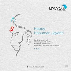 Lord Hanuman will shower you with his kind blessings; worship the great deity on this auspicious day Happy Hanuman Jayanti. Hanuman Jayanthi, Happy Hanuman Jayanti, Navratri Wishes, Makar Sankranti, Festival Celebration, Indian Festivals, India Fashion, Deities, Blessings