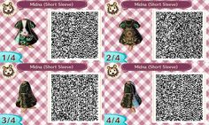 midna, animal crossing new leaf qr codes. Awesome!!
