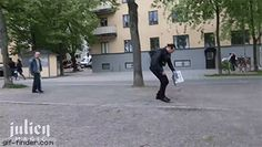 Invisible chair magic trick | Gif Finder – Find and Share funny animated gifs