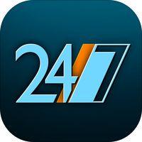 MotionX™의 MotionX 24/7: Sleeptracker, Sleep Cycle Alarm, Snore, Apnea, Heart Rate Monitor, Weight Loss, Activity Tracker