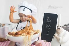 Chef Leo ♡ Smash the Spaguetti