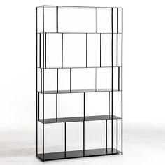 Bibliothèque métal Parallel, grande largeur AM.PM | La Redoute Mobile