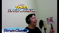 Thor Ragnarok Soundtrack - Immigrant Song by Led Zeppelin Cover (Singing Impression) Immigrant Song, Led Zeppelin, Soundtrack, Acoustic, Thor, Singing, Songs, Cover