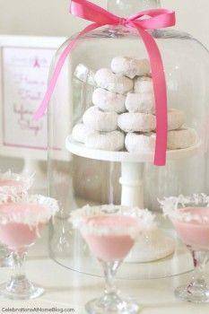 sleep pink doughnuts & pink drink