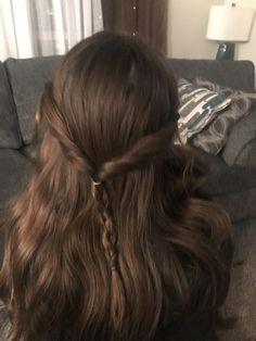 Dye My Hair, New Hair, Hairstyles Haircuts, Pretty Hairstyles, Hair Inspo, Hair Inspiration, I Like Your Hair, How To Style Bangs, Medium Long Hair