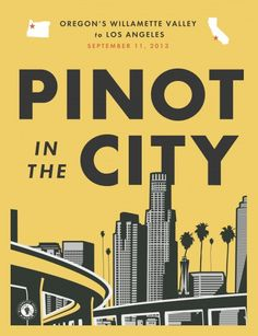Willamette Valley wineries are hitting the road this fall for the next Pinot in the City – destination Los Angeles! The event features wines from 60+ top Oregon wineries poured by winemakers and owners. Taste acclaimed Willamette Valley Pinot noir in addition to other cool-climate varieties including Chardonnay, Pinot gris, Riesling, and more, all while meeting the faces behind the labels.