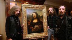 ART FORGER EXPERT - www.atelier-claude-de-noir.com Claude, Mona Lisa, Places To Visit, Artwork, Painting, Atelier, Work Of Art, Painting Art, Paintings