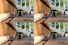 Assignment 5 _ Incremental f stops for Depth of Field comparisons