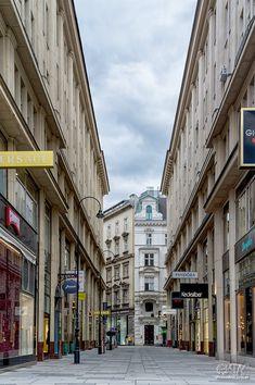 Tuchlauben by PhotoArtChris / 500px Austria, Street View