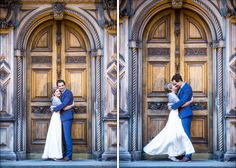 Wedding photography at St Leonards Hall here in Edinburgh for Gethin and Lucy who flew over all the way from Australia
