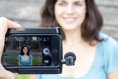 iPhone Video Rig seamlessly upgrade your iPhone 5, 5S or 6 into a handheld video rig.