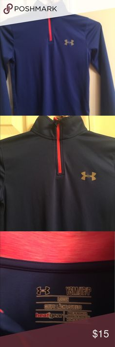 children's under armour jacket