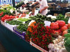Rialto market, Venice Italy