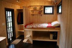Tonys Caravan Tiny House by Hornby Island Caravans Photo
