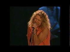 ▶ Jimmy Page and Robert Plant 10-3-1995 Irvine Meadows Pro-shot - YouTube