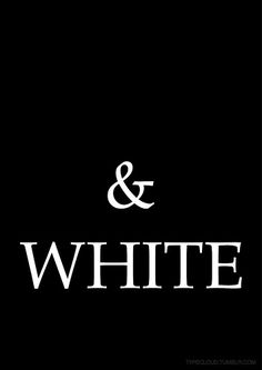 Black and white is classic and can look good on any design. It's simple but has a great effect.