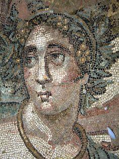 Mosaics from Piazza Armerina, Sicily