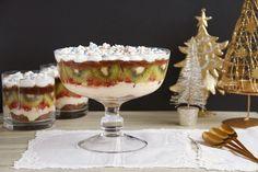 Christmas trifle - MisThermorecetas