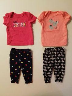 98c3afa7d CARTER S CHILD OF MINE Girls Sz 6-9M Pink Fleece Footed Sleeper ...