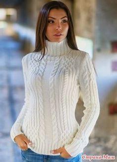 Белый свитер. Обсуждение на LiveInternet - Российский Сервис Онлайн-Дневников