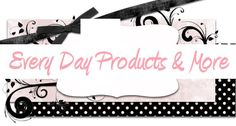 Every Day Products & More FMFL Book Review/Giveaway