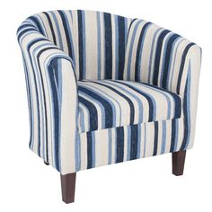 Home & Haus Toronto Barrel Chair & Reviews | Wayfair UK