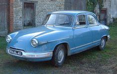 Panhard PL17 1964