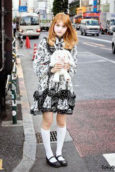 A little bit of Japan - tokyo-fashion: Tokyo-based YouTuber Venus...