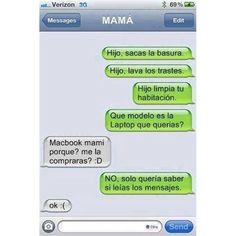 Las conversaciones de Whatsapp más graciosas   eHow en Español