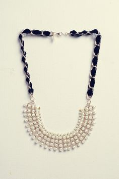 Afton Necklace // IDR 244.900 / $ 27.18  [www.tealabel.co]