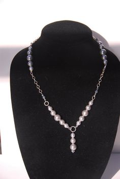 Gorgeous necklace by HCreation on Etsy, $30.00