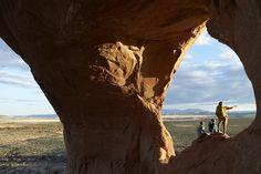 Hiking in moab #eddieBauer #LiveYourAdventure #CelebrateYourIndependence