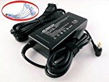 iTEKIRO Laptop Charger AC Adapter for Asus 04G2660031S0 04G2660031T0 04G2660031U0 04G2660031V0 04G266006001 K40 K40AB K40C K40IJ K401J K40IN K401N K40IP K401P K42 K42F K42JC K42JR K42JV K50AB K501 K50I K50IJ K501J K50IN K501N K601 K60I K60IJ K601J K61I K611 K61IC K611C + iTEKIRO 10-in-1 USB Charging
