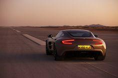 #Aston Martin One-77