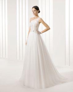 ELVIN vestido de novia Rosa Clará Two