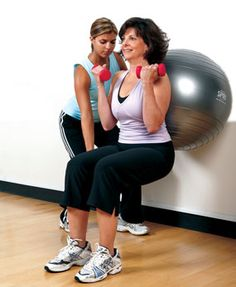 Find an ACE-certified Fitness Professional - Personal Trainer, Group Fitness Instructor, and Certified Health & Fitness Professionals - American Council on Exercise--just put in your zip code