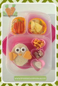 Green Lunches, Green Kids: Little Bird Bento
