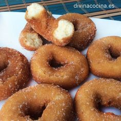 You searched for Rosquillas - Divina Cocina Donut Recipes, Mexican Food Recipes, Sweet Recipes, Dessert Recipes, Cooking Recipes, Spanish Desserts, Spanish Dishes, Venezuelan Food, Sweet Cooking
