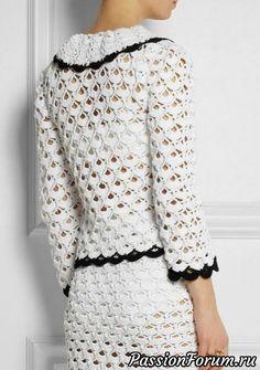 Exceptional Stitches Make a Crochet Hat Ideas. Extraordinary Stitches Make a Crochet Hat Ideas. Gilet Crochet, Crochet Jacket, Crochet Blouse, Crochet Woman, Hand Crochet, Knit Crochet, Crochet Hats, Moda Fashion, Diy Fashion
