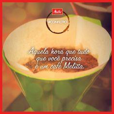 Tem hora que não tem jeito mesmo. Só um café passado na hora resolve. ;)
