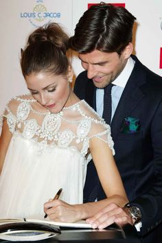 Olivia Palermo Johannes Huebl Married, Pictures