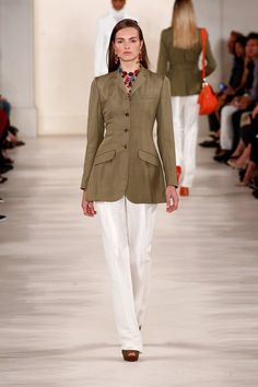 Pin for Later: Partez En Safari Avec Ralph Lauren Ralph Lauren Spring 2015