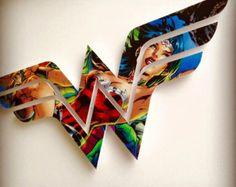 BENUTZERDEFINIERTE Superhelden Symbol